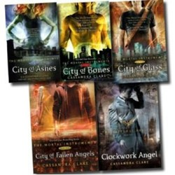 Cassandra Clare Books Collection