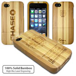 iPhone Bamboo Case for Business
