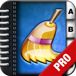 Contacts Duster Pro app