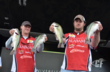 University of Alabama maintains lead at FLW College Fishing National Championship on Beaver Lake