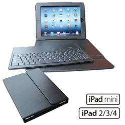 iPad Keyboard Leather Portfolio