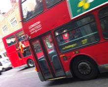 2 london buses