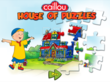 Budge Studios Launches Unique Caillou Puzzle App for iPhone, iPad and...