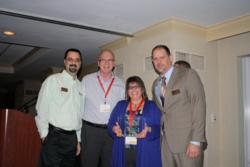 Caring Transitions 2013 Rookie of the Year