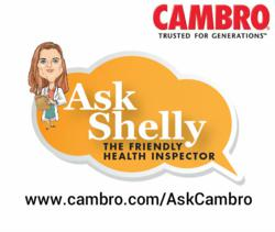 Ask Shelly - Cambro logo