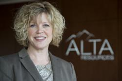 Lisa Schulze, VP of Human Resources at Alta Resources