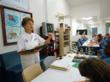 Faith-based CCA volunteer offers lesson to inmates
