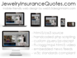 Jewelry Insurance Quotes Offered Via Mobile-Friendly Agents Access...