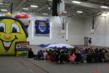 RE/MAX Hot Air Balloon Visits Rockford's Johnson Elementary on April...