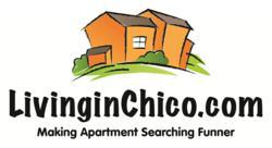 Living in Chico Logo