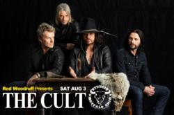 The Cult to Perform During the Sturgis Buffalo Chip Summer Music Festival