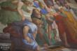 The School of Athens in the Raphael Rooms, the Vatican Museums