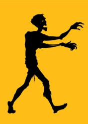 Image credit: <a href='http://www.123rf.com/photo_13681433_zombie-silhouette.html'>renomartin / 123RF Stock Photo</a>