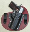 all leather holsters, custom made holsters, conceal and carry holsters, Stirn Holsters