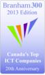 Powered by Search Ranked in Branham300 Among Canada's Top 300 ICT...