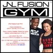 JNL Fusion Master Trainers Jessica Botte & Pierre Vuala