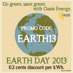 Oasis Energy Promo