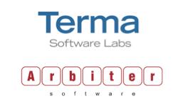 Terma and Arbiter Logos