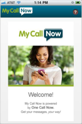 Organize, Calendarize & Share Your One Call Now Messages With This FREE Mobile App!