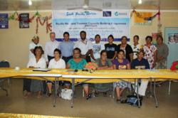 Tuvalu tourism accommodation operators
