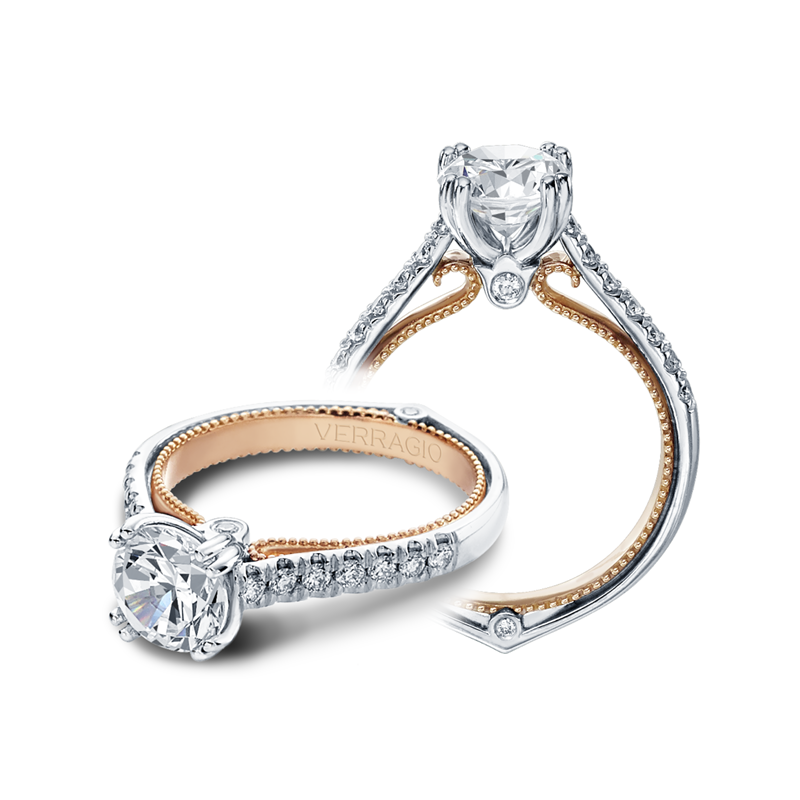 Engagement Rings Verragio: Verragio Launches 3D Engagement Ring Building Tool On