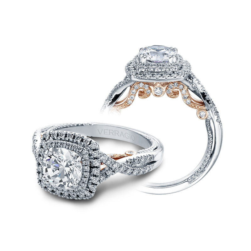 Verragio Engagement Wedding Ring