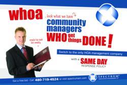 Phoenix HOA management company
