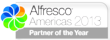Alfresco Recognizes Zia Consulting as 2013 Partner of the Year