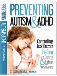 Preventing Autism & ADHD Book