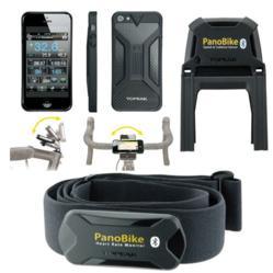 panobike, iphone 5 ultimate bike computer, bluetooth smart