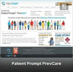 Advanced Patient Communication For Population Health Management