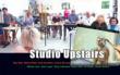 Studio Upstairs artists group, Huntington Beach, CA