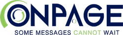 OnPage Priority Messaging & Pager Application