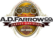 A.D. Farrow Co. Harley-Davidson Cheers on Race for the Cure...
