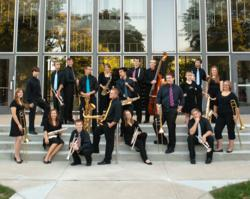 Concordia University, Nebraska's Jazz Ensemble