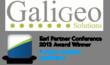 Galigeo Receives Esri Award for Outstanding Location Analytics platform