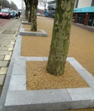 Resin bound surfacing provides attractive entrance to new NHS health centre