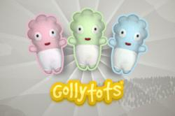 Gollytots pre-school characters re-launched after block
