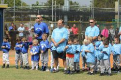 Opening Day at East Boynton Little League