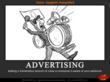 Online Spaghetti Demystified Poster - ADVERTISING