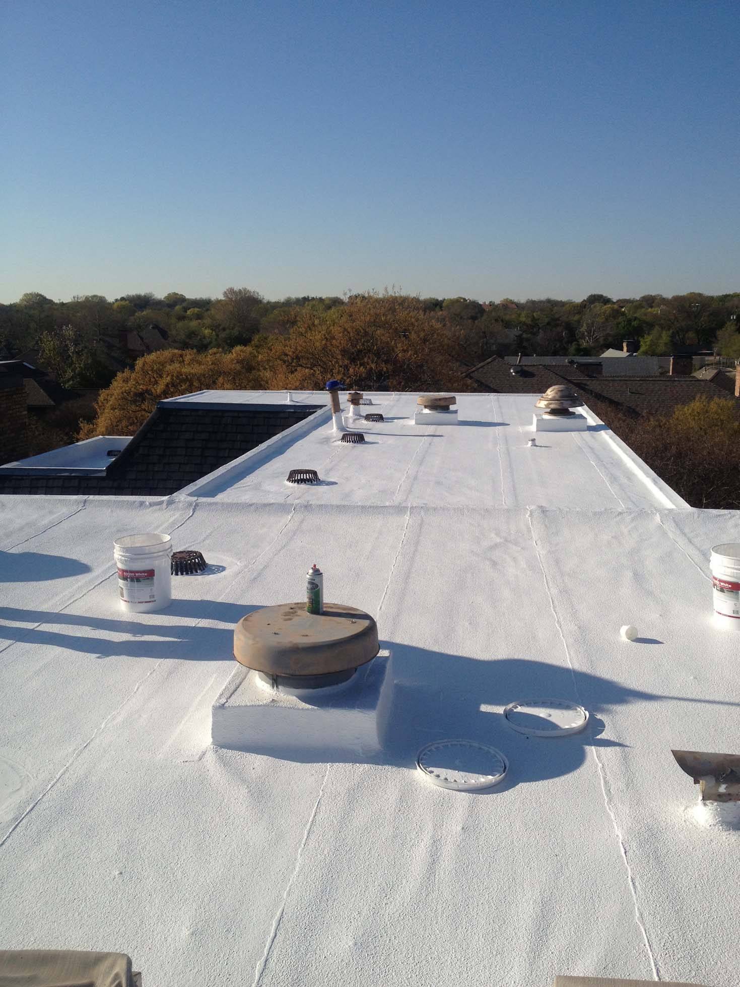 Legends Roofing Now Offers Gaco Coatings