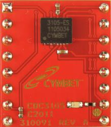 CBC3105 EnerChip Evaluation board