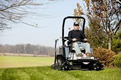 EFI Silver Eagle Mower