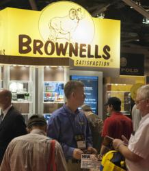 Visit Brownells at booth #3429 during 2013 NRA Show