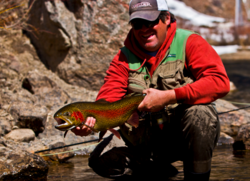 Spring Trout at Wilder on the Taylor Ranch
