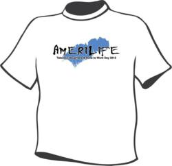 AmeriLife's Take Our Daughters and Sons to Work Day T-Shirt