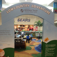 Children and families love the new indoor playground at Citadel Mall.