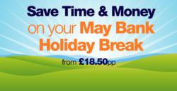 Superbreak Introduce New Product for Forthcoming May Bank Holiday Break