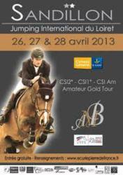 Amateur Gold Tour-CWD, Sandillon