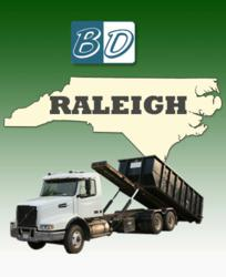Raleigh Dumpster Rental Services